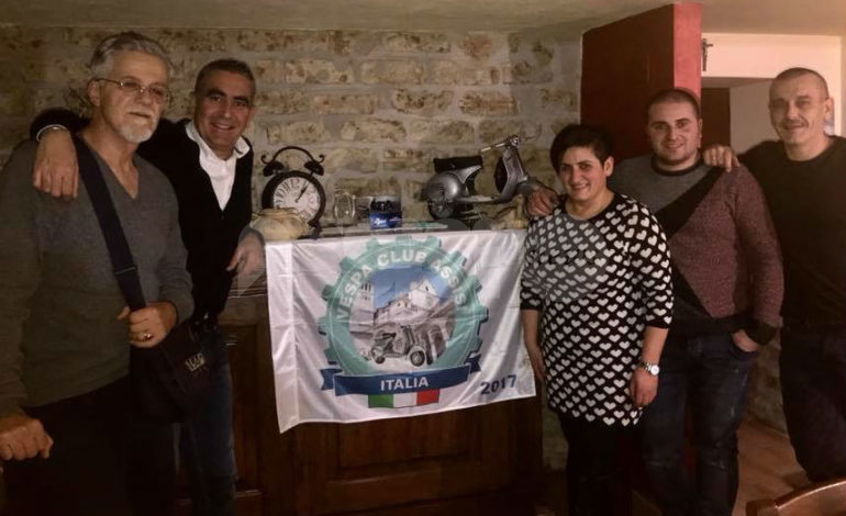 "Da AssisiNews.it ""Vespa Club Assisi promotore di cultura: a maggio un grande evento"""